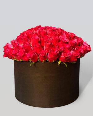 101 ruža u kutiji