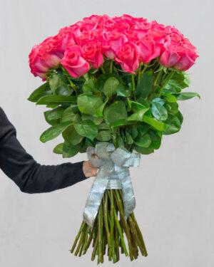 Buket od 51 ciklama ekvadorske ruže