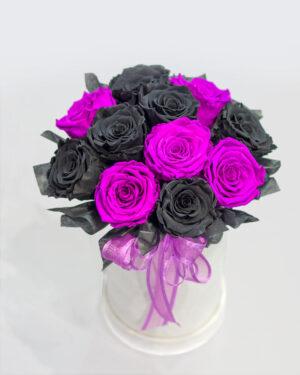 Kutija sa 11 ekvadorskih ruža
