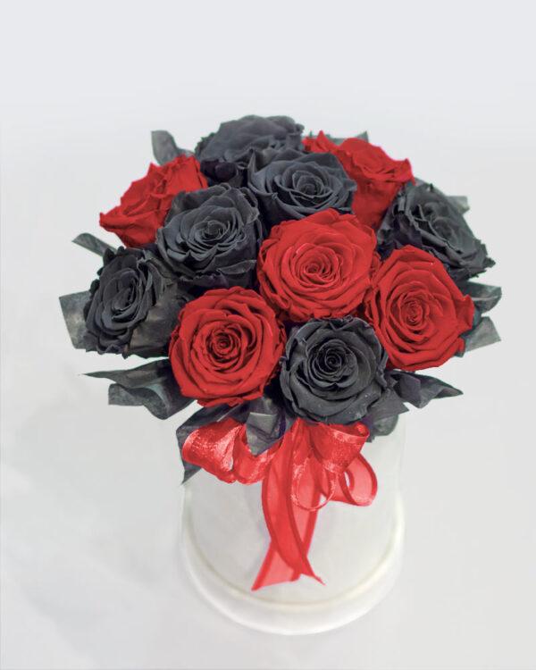 Kutija sa 11 holandskih ruža